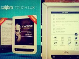 calibro touch lux